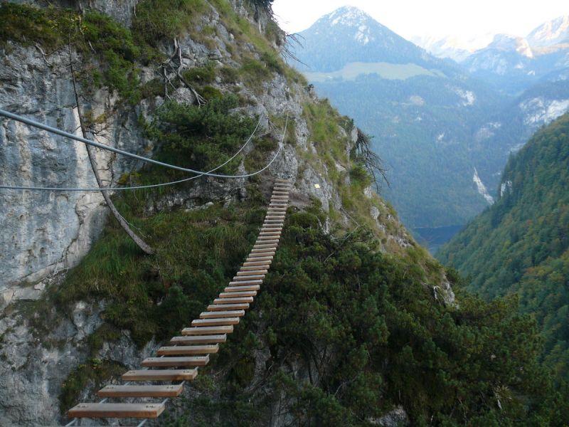 Grünstein - Zum Wandern und Klettern