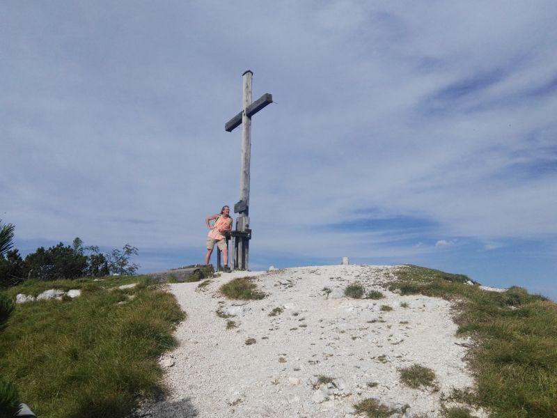 Gipfel Predigtstuhl