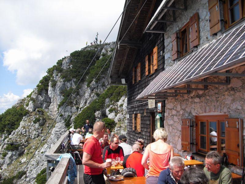 Gipfelhaus Hochlaufen