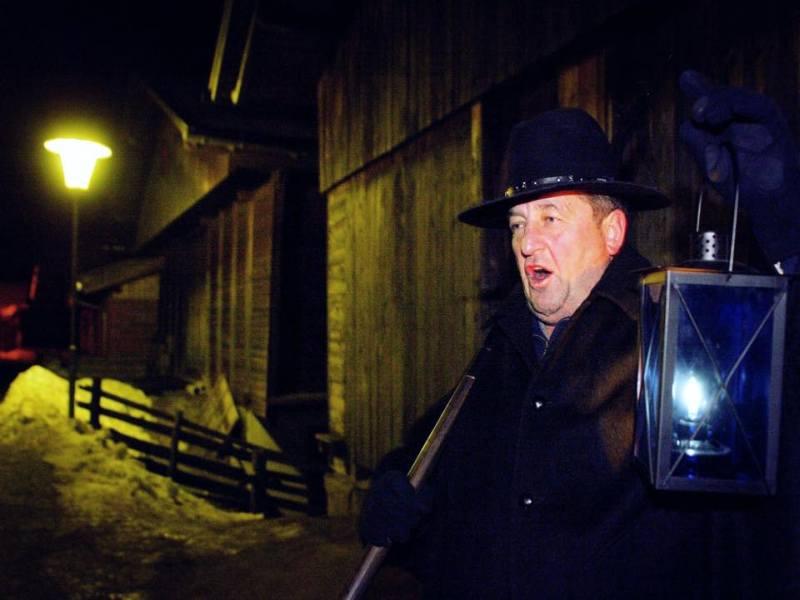 Nachtwächter Michael Meyer