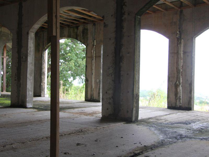 Ruinen_Barbados_RichtungHarrisonCave_10
