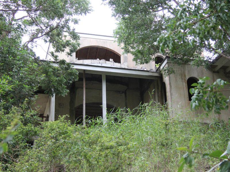 Ruinen_Barbados_RichtungHarrisonCave_3